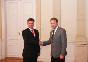 Sastanak sa direktorom Službe za vanjske poslove Evropske unije