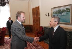 Posjeta ambasadora Ruske Federacije