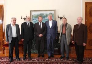 Susret sa delegacijom Asocijacije Krug 99