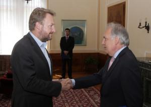 Nastupna posjeta ambasadora Republike Srbije u BiH