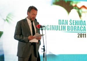 Obraćanje Bakira Izetbegovića člana Predsjedništva BiH povodom Dana šehida